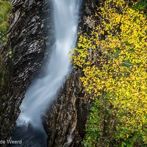 2016-10-14 - Falls Of Measach<br/>Corrieshalloch Gorg - Ullapool - Schotland<br/>Canon EOS 5D Mark III - 70 mm - f/13.0, 0.5 sec, ISO 200