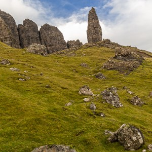 2016-10-16 - The Old Man of Storr<br/>Old Man of Storr - Trotternish - Schotland<br/>Canon EOS 5D Mark III - 24 mm - f/8.0, 1/80 sec, ISO 200
