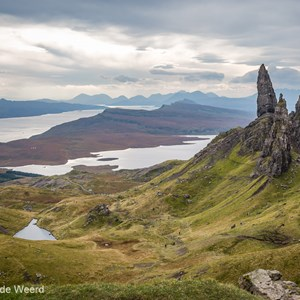 2016-10-16 - Old man of Storr<br/>Old Man of Storr - Trotternish - Schotland<br/>Canon EOS 5D Mark III - 35 mm - f/11.0, 1/60 sec, ISO 400