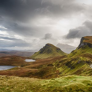 2016-10-18 - The Quiraing - Een al heel veel gemaakte foto<br/>The Quiraing - Trotternish - Schotland<br/>Canon EOS 5D Mark III - 24 mm - f/8.0, , ISO 200