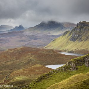 2016-10-18 - Isle of Skye in optima forma<br/>The Quiraing - Trotternish - Schotland<br/>Canon EOS 5D Mark III - 70 mm - f/5.6, 1/200 sec, ISO 200