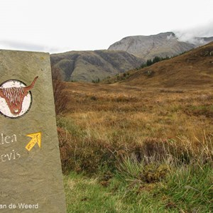 2016-10-19 - We zijn de Glen maar niet opgeklommen<br/>Wandeling rond Cow Hill - Fort William - Schotland<br/>Canon PowerShot SX1 IS - 5 mm - f/4.0, 1/125 sec, ISO 80