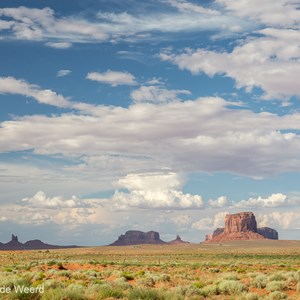 2014-07-09 - Iconisch landschap<br/>Monument Valley Navajo Tribal Pa - Verenigde Staten<br/>Canon EOS 5D Mark III - 70 mm - f/8.0, 1/320 sec, ISO 200