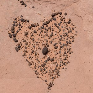 2014-07-17 - Sweet...<br/>White Pocket (Paria Canyon) - Kanab - Verenigde Staten<br/>Canon EOS 5D Mark III - 35 mm - f/11.0, 1/250 sec, ISO 100