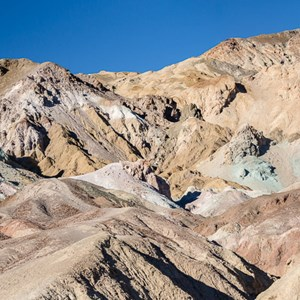 2014-07-24 - Artists palet in de namiddag<br/>Death Valley National Park - Verenigde Staten<br/>Canon EOS 5D Mark III - 70 mm - f/5.6, 1/640 sec, ISO 200