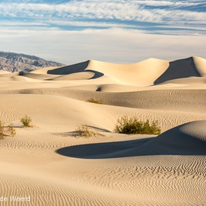 2014-07-25 - Prachtige enorme zandduinen<br/>Death Valley National Park - Verenigde Staten<br/>Canon EOS 5D Mark III - 70 mm - f/11.0, 1/160 sec, ISO 400