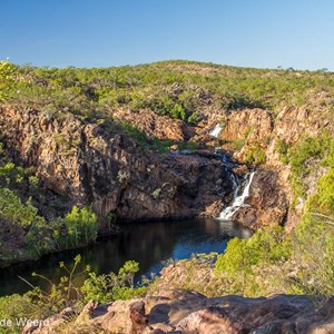 2011-07-28 - Edith Falls<br/>Edith Falls - Nitmiluk (Katherine Gorge) Natio - Australië<br/>Canon EOS 7D - 24 mm - f/8.0, 1/125 sec, ISO 200