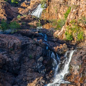 2011-07-28 - Edith Falls<br/>Edith Falls - Nitmiluk (Katherine Gorge) Natio - Australië<br/>Canon EOS 7D - 95 mm - f/8.0, 1/200 sec, ISO 200