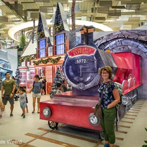 2018-11-19 - Harry Potter sfeer op het vliegveld<br/>Changi Airport - Singapore - Singapore<br/>Canon EOS 5D Mark III - 24 mm - f/5.6, 1/8 sec, ISO 800